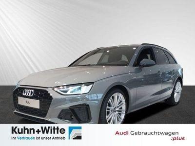 gebraucht Audi A4 Avant S line 40 TDI quattro 140(190) kW(PS) S