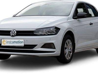 gebraucht VW Polo Polo1.0 Trendline CompMedia PDC Sitzh. Klima