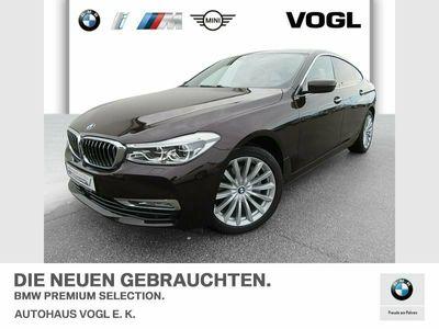 gebraucht BMW 640 d xDrive Gran Turismo Luxury Line