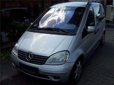 gebraucht Mercedes Vaneo CDI 1.7 Trend