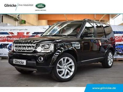 gebraucht Land Rover Discovery 4 SDV6 HSE 3.0 7-Sitzer