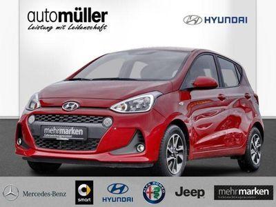 gebraucht Hyundai i10 1.2 YES! Sitzheizung Alu DAB-Radio