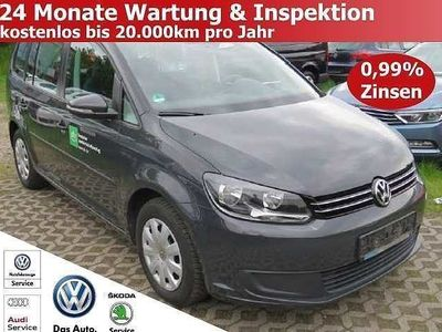 gebraucht VW Touran 1.6TDI $179,-ohne Anzahlung Klima AHK