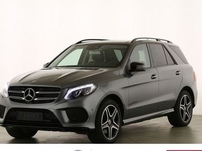"käytetty Mercedes GLE350 4M AMG-LINE+NIGHT+PANORAMA-SD+LED+20""AMG"