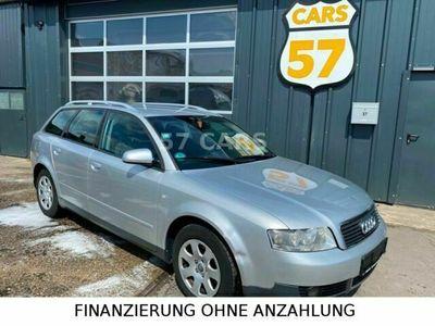 gebraucht Audi A4 1.9TDI 96kW Klima Avant