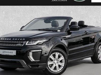 gebraucht Land Rover Range Rover evoque Cabriolet SE Dynamic TD4