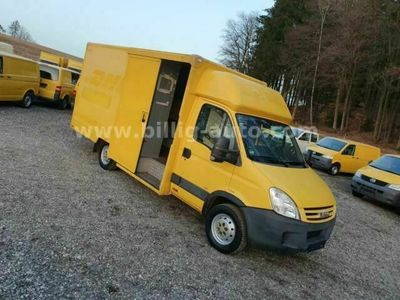 gebraucht Iveco Daily Koffer *Maxi*1.Hand* ideal- Foodtruck