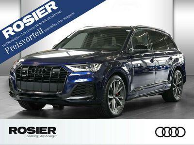 gebraucht Audi Q7 60 TFSI e quattro S line