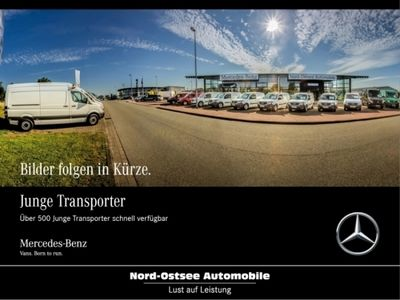 gebraucht Mercedes Vito 119 extralang Autom. Klima 2,5t AHK 180° Tü