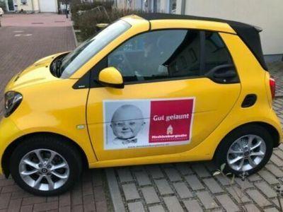 gebraucht Smart ForTwo Cabrio MwSt AUSWEISBAR!!!