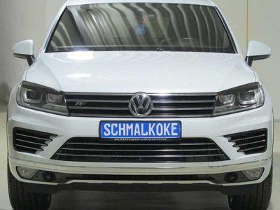 gebraucht VW Touareg TDI3.0V6 SCR BMT DPF Autom. Leder Xenon eSAD Stand