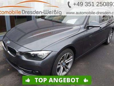 gebraucht BMW 325 d Touring Sport bei Gebrachtwagen.expert
