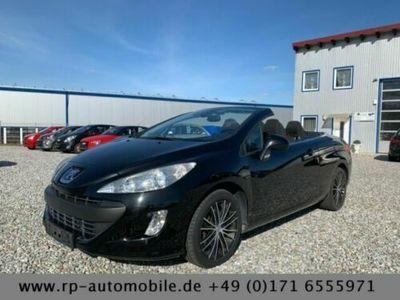 gebraucht Peugeot 308 CC Premium 1.6 KLIMAAUTOMATIK SITZHEIZUNG