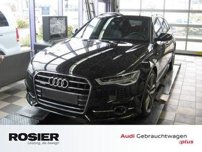 gebraucht Audi A6 Avant 3.0 TDI quattro S line AHK ACC LED Navi
