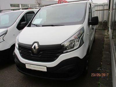 gebraucht Renault Trafic 1.6 dCi 90 L1H1 Komfort