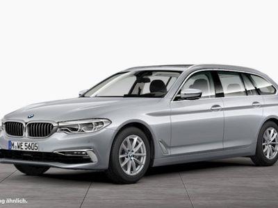 gebraucht BMW 540 i xDrive Touring Luxury Line