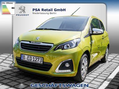 gebraucht Peugeot 108 VTI 72 Style