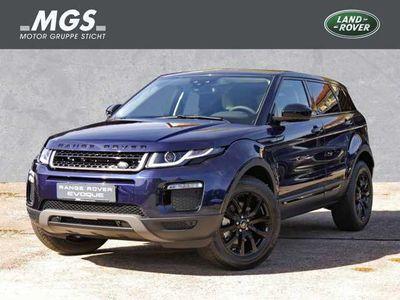 gebraucht Land Rover Range Rover evoque TD4 Aut. SE