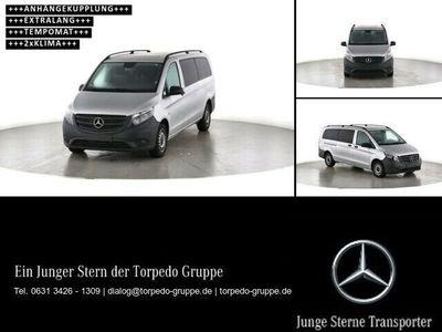 gebraucht Mercedes Vito 116 TOURER PRO EXTRALANG+2xKLIMA+AHK+7GTR