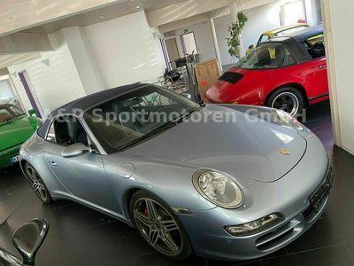 gebraucht Porsche 911 Carrera 4S Cabriolet 911 997 Motor neu überholt
