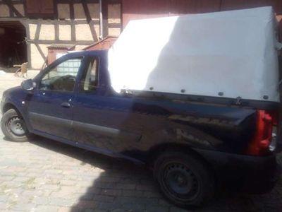gebraucht Dacia Logan Pick-Up 1.6 MPI