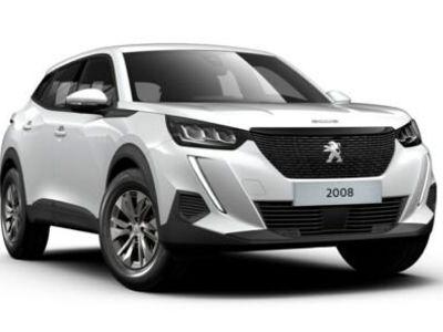 gebraucht Peugeot 2008 Active 1.2 PureTech+Sitzheizung+LED-Licht+