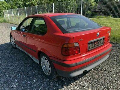 gebraucht BMW 316 E36 Resttüv 04/22 Export Bastler
