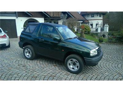 gebraucht Suzuki Grand Vitara Cabrio 1.6 Club