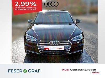gebraucht Audi A5 Coupé S line 40 TFSI S tr. 3x MATRIX+NAVI
