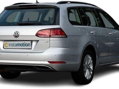 gebraucht VW Golf GolfVariant 1.4 TSI Comfortline Navi Climatronic Sitzhzg