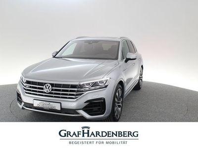 gebraucht VW Touareg 3.0 TDI 4Motion Tiptronic AHK Panoramad.