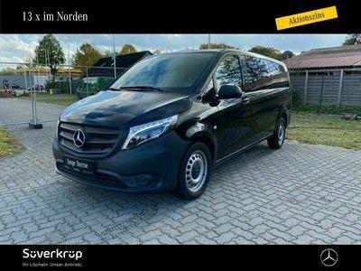 gebraucht Mercedes Vito 116 Tourer PRO/extral./Navi/LED/Klima als Van/Kleinbus in Neumünster