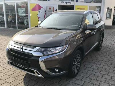 gebraucht Mitsubishi Outlander 2.0 Active 2WD CVT*KAMERA\/SHZ\/ALU*