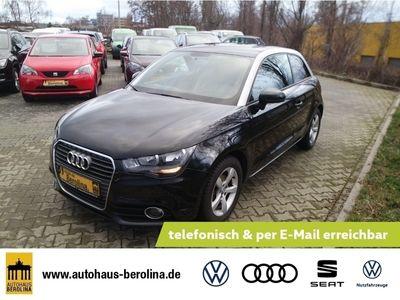 gebraucht Audi A1 Attraction 1.4 TFSI S tronic *NAVIvorb*