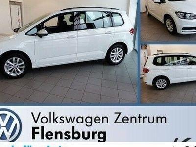 used VW Touran SOUND 1,4 l TSI 110 kW (150 PS) 6-Gang