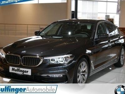 gebraucht BMW 520 d Limousine EDC KomfSi Standh TV