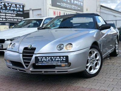 gebraucht Alfa Romeo Spider 2.0 JTS 16V Edizione 2004 /Leder