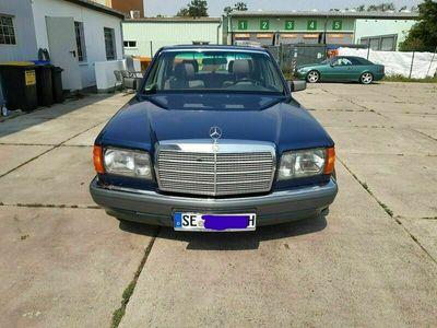 gebraucht Mercedes 300 Mercedes Benz W 126SE / Automatic