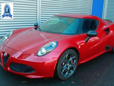 gebraucht Alfa Romeo 4C 1.8 TBi 16V Rosso Forte PERFOMANCE VOLL als Sportwagen/Coupé in Hannover