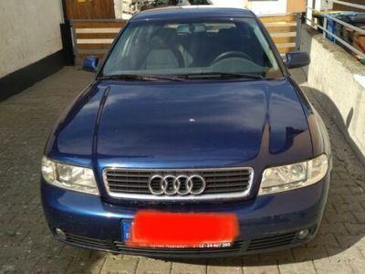 gebraucht Audi A4 Avant 1.8 TÜV 03/2022 WINTERAUTO