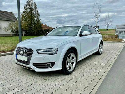 gebraucht Audi A4 Allroad quattro 2.0 TDI 177PS als Kombi in Wetzlar