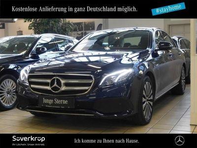 gebraucht Mercedes E350 ECOMAND+LED+360o+PARKASS+SHZ+SITZKOMFORT