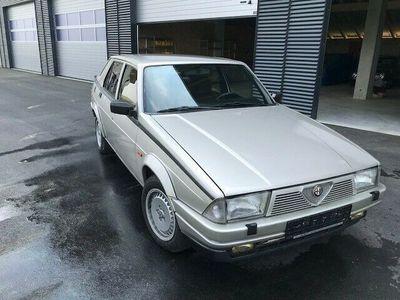 gebraucht Alfa Romeo 75 1.8 Turbo als Limousine in Bad Mergentheim