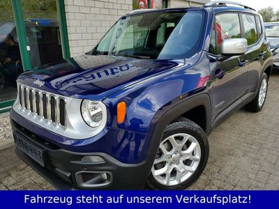 gebraucht Jeep Renegade 1,4 Limited MultiAir FWD EURO 6