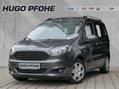gebraucht Ford Tourneo Courier Tourneo Courier Trend1.0 EcoBoost Trend Kombi / Kompakt-Van, 74 kW, 5-türig (B