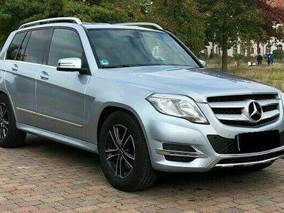 gebraucht Mercedes GLK220 CDI 4Matic 7G-TRONIC Sport-Paket