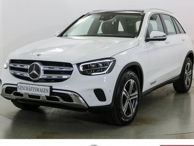 gebraucht Mercedes GLC300 d 4M Off-Road Panorama AHK 360°-Kamera