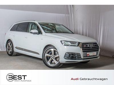 gebraucht Audi SQ7 4.0 TDI EU6 quattro Luft, AHK, Navi+, Matrix, VIRR