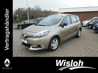 gebraucht Renault Scénic 1.2 TCe 115*Klima*ESP*Bluetooth*Tempo