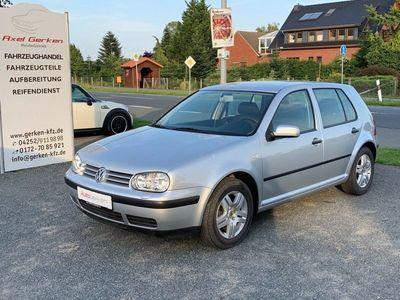 gebraucht VW Golf IV 1.4 16 V Lim. Special 1.Hand